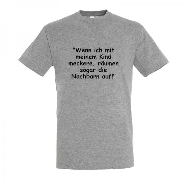 Fun Shirt Aufraeumen 2