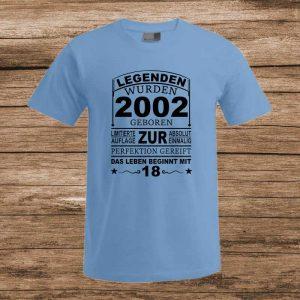 Fun Shirt Limitierte Auflage