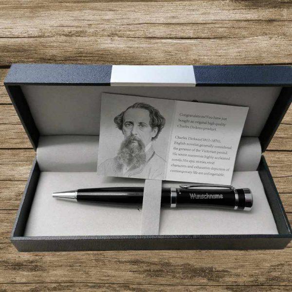 Charles Dickens Kugelschreiber